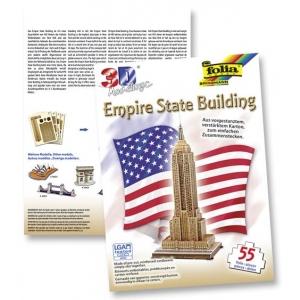 3D-Modellogic Empire State Building - New York
