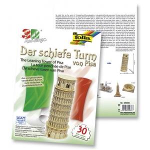 3D-Modellogic Šikmá věž v Pise