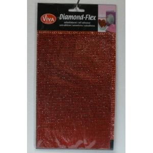 Fólie Diamond-Flex červená