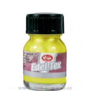 Edel-Tex Světle žlutý 25ml