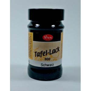 Praskací fazetkový lak Černý 90ml