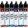 Glas-Effekt skleněný gel