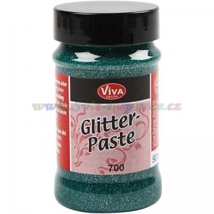 Glitter pasta Smaragd 90ml
