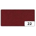 Hobby Filc 150g/m2 45cm x 5m role tmavě červený