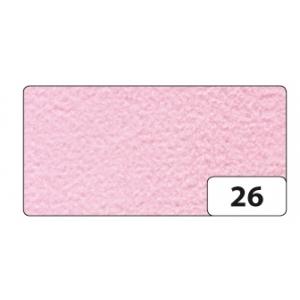 Hobby Filc 150g/m2 10 listů 20x30cm světle růžový