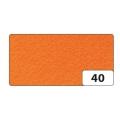 Hobby Filc 150g/m2 45cm x 5m role oranžový