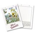 Kalendář měsíční A4 130g/m2, bílý