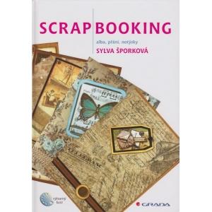 Scrapbooking - alba, přání, notýsky