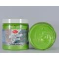 Modelovací krém Světle zelená perleť 250ml
