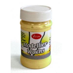 Modelovací vosk Světle žlutý 90ml