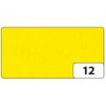 Moosgummi 10 archů 20x29cm žlutá