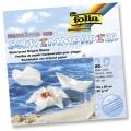 Plovoucí papír origami 65g bílý