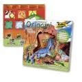 Origami set Dinosauři