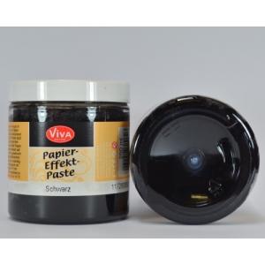 Papírová pasta Černá 250ml
