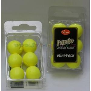 Pardo Mini Neonově žluté