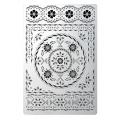 Pergamano Mřížka Multi grid 11 Květinové ornamenty