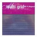 Pergamano Mřížka Multi grid 19 diagonální