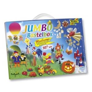 Kreativní sada JUMBO BOX Celoroční 107 dílů