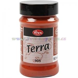Terra - efektní barva Španělská 90ml